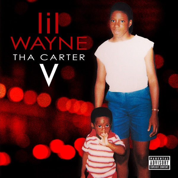 Tha Carter V Lil Wayne album cover