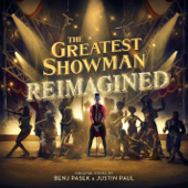 Various Artists - The Greatest Showman: Reimagined  artwork