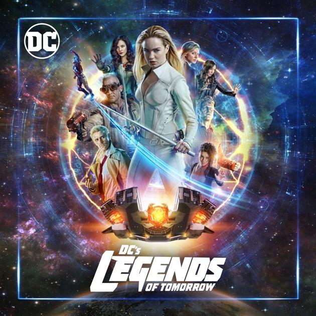 Legends Of Tomorrow Staffel 4 Deutschlandstart