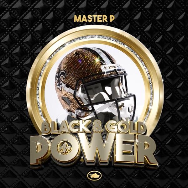 Black & Gold Power - Single