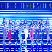 Galaxy Supernova Girls' Generation - Girls' Generation