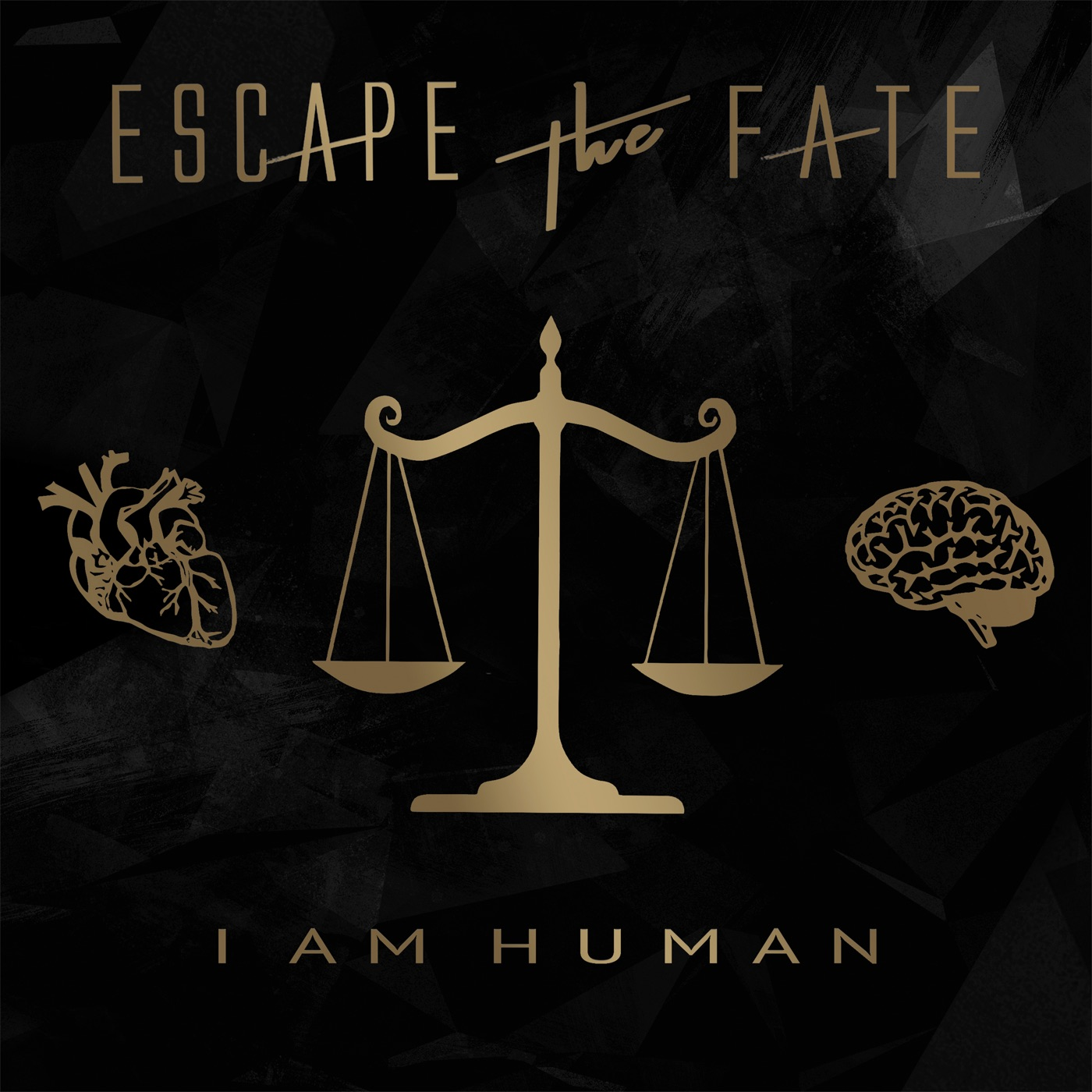 Escape the Fate - I Am Human [Deluxe Edition] (2018)