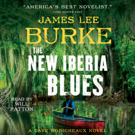 The New Iberia Blues (Unabridged) audiobook