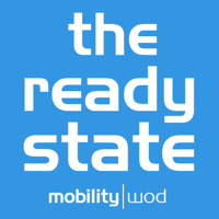 Podcast cover art for The Ready State