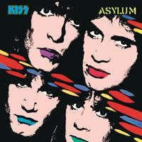 Kiss - Asylum artwork