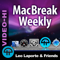 MacBreak Weekly (Video HI) podcast