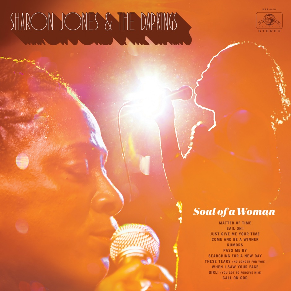 Sharon Jones & The Dap-Kings Soul of a Woman Album Download