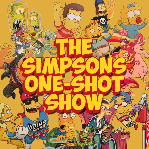 The Simpsons One-Shot Show - Simpsons Comic Show