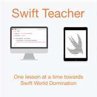 22: 'Now they understand we can play, learn - with Swift.  with Charlotte Billot
