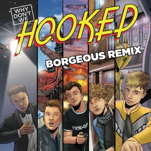 Hooked (Borgeous Remix) - Single Mp3 Download