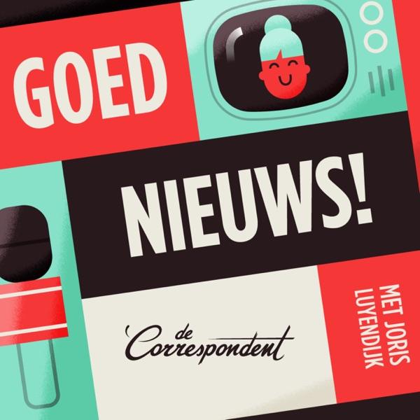 Goed nieuws met Joris Luyendijk