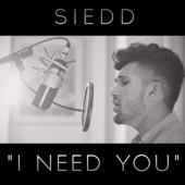 I Need You Siedd - Siedd