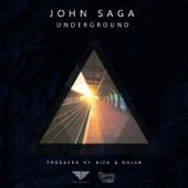 Underground (Prod. By Bojam & Nica Del Rosario) [feat. Nica Del Rosario & Bojam]-John Saga
