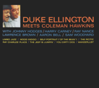 Coleman Hawkins & Duke Ellington - Duke Ellington Meets Coleman Hawkins artwork