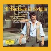 """Il barbiere di Siviglia, Act 2: Temporale (Thunderstorm) - """"Alfine, eccoci qua"""" (Figaro, Conte, Rosina) artwork"""