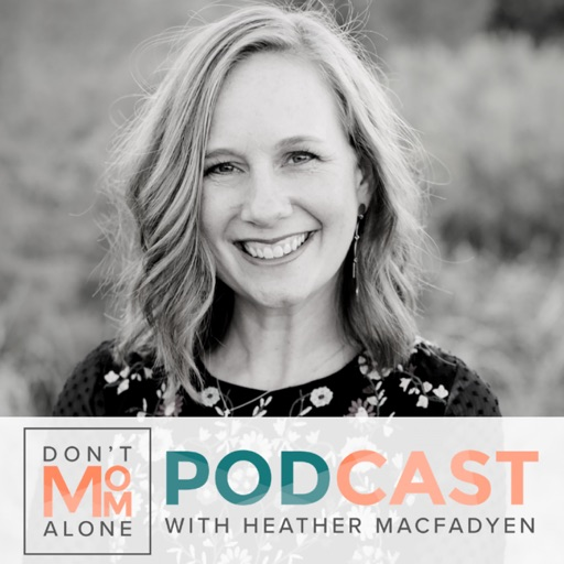 Cover image of Don't Mom Alone Podcast