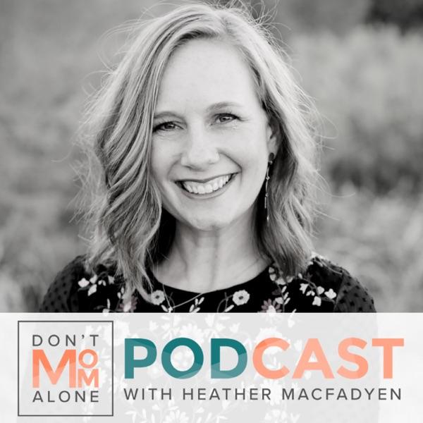 Don't Mom Alone Podcast (GodCenteredMom)