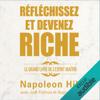 Napoleon Hill, Joel Fotinos & August Gold - Réfléchissez et devenez riche: Le grand livre de l'esprit maître artwork