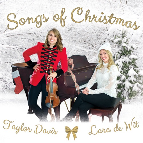 DOWNLOAD MP3: Taylor Davis & Lara de Wit - Carol of the Bells