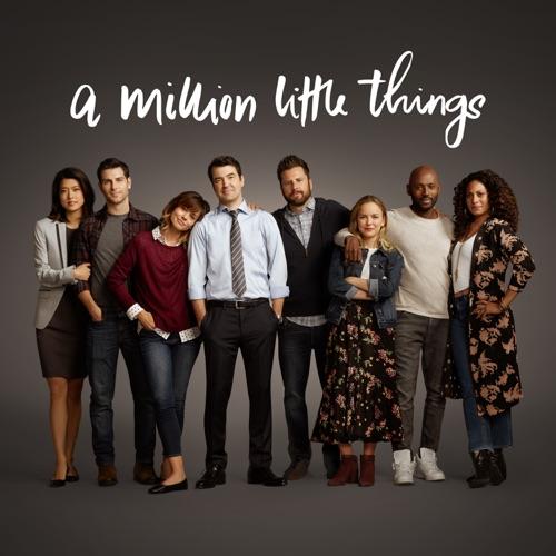 A Million Little Things, Season 1 poster