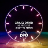 Heartline (ScottyD Remix) - Single