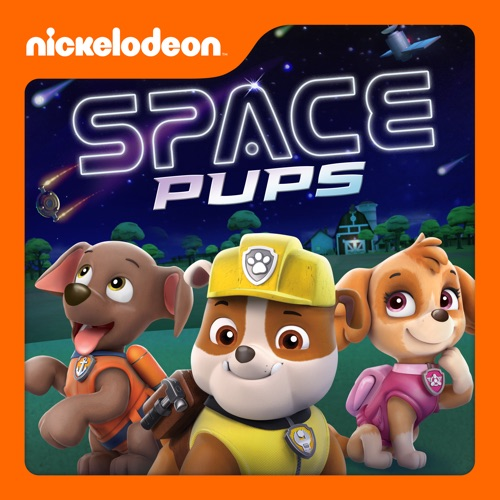 PAW Patrol, Space Pups poster