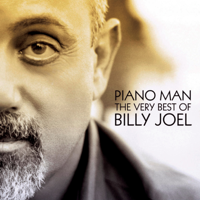 ビリー・ジョエル - Piano Man: The Very Best of Billy Joel artwork