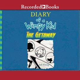 The Getaway: Diary of a Wimpy Kid, Book 12 (Unabridged) audiobook