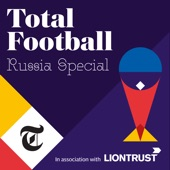 Total football russia special by the telegraph on apple podcasts total football russia special malvernweather Gallery