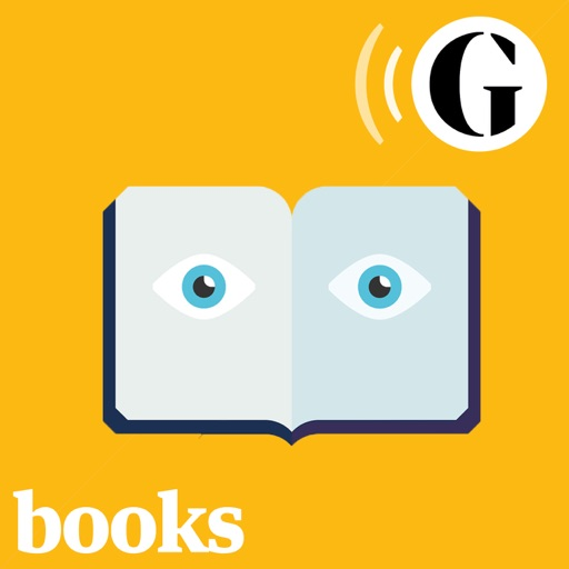 Cover image of The Guardian Books podcast