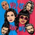 Belgium Top 10 Dance Songs - Hij is van mij (feat. Bizzey) - Kris Kross Amsterdam, Maan & Tabitha