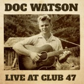 Doc Watson - The House Carpenter (Live)