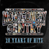 Montgomery Gentry - 20 Years of Hits  artwork