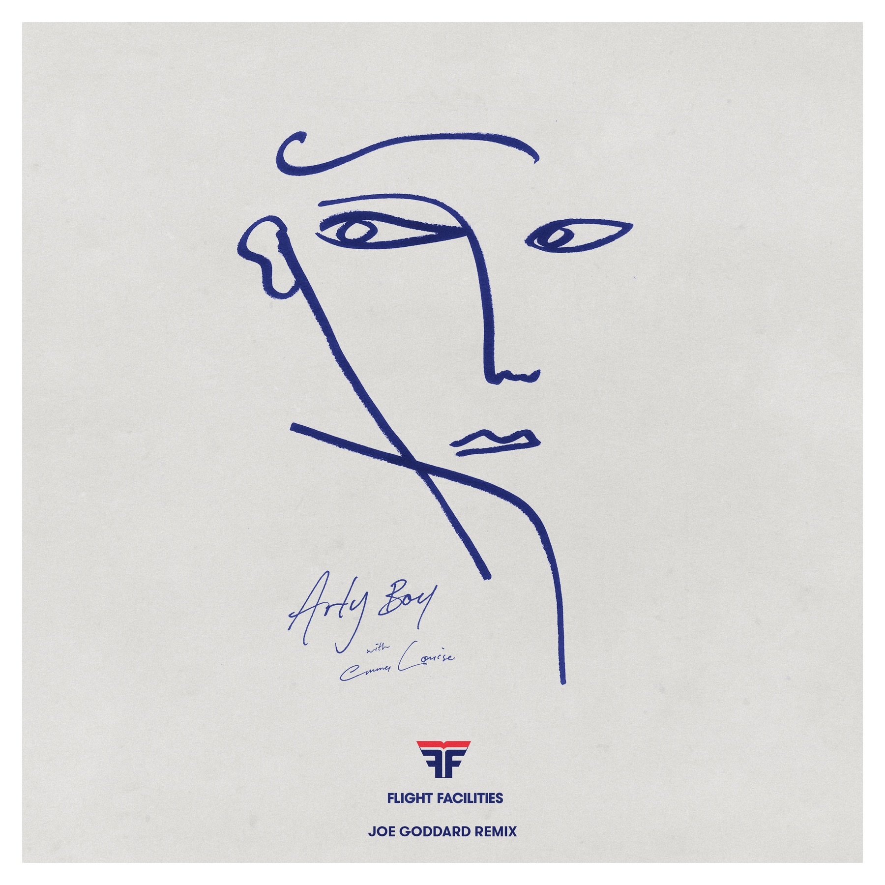 Arty Boy (feat. Emma Louise) [Joe Goddard Remix] - Single