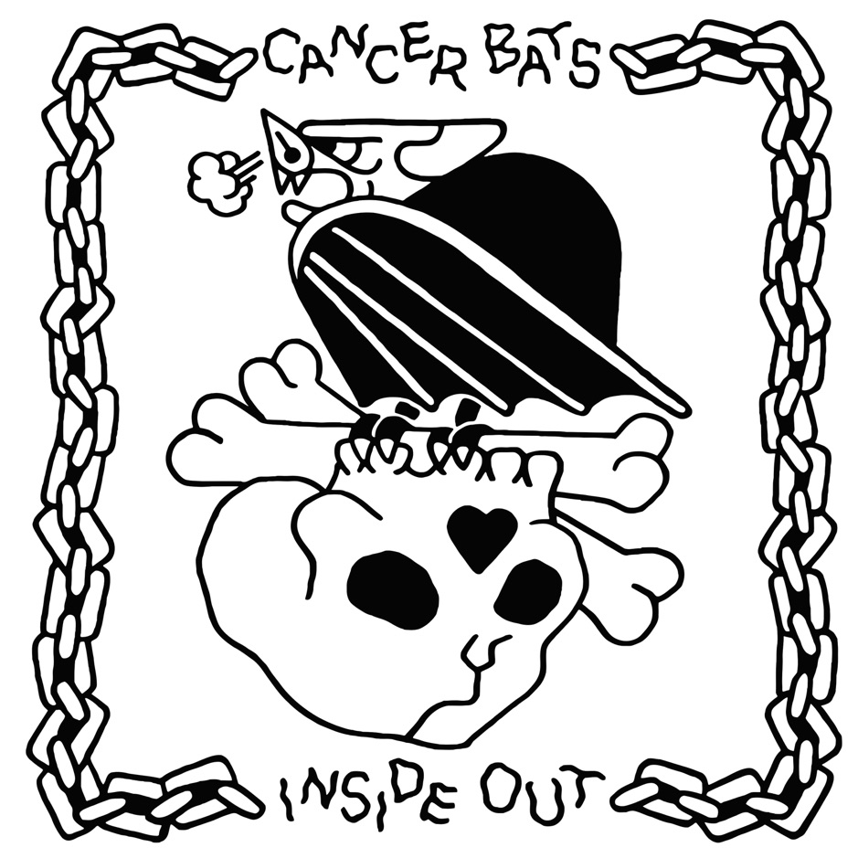 Cancer Bats - Inside Out [single] (2019)