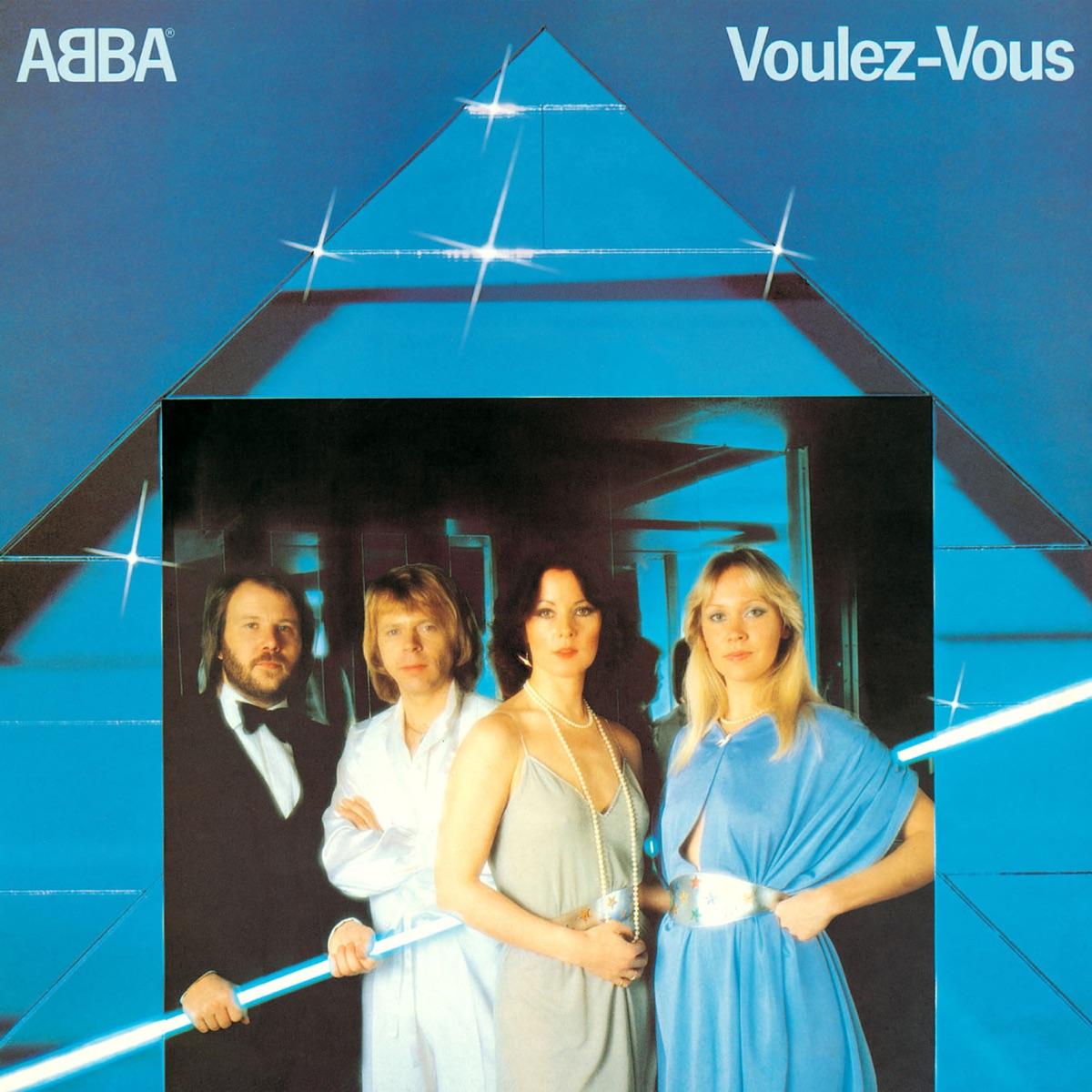 Voulez-Vous ABBA CD cover