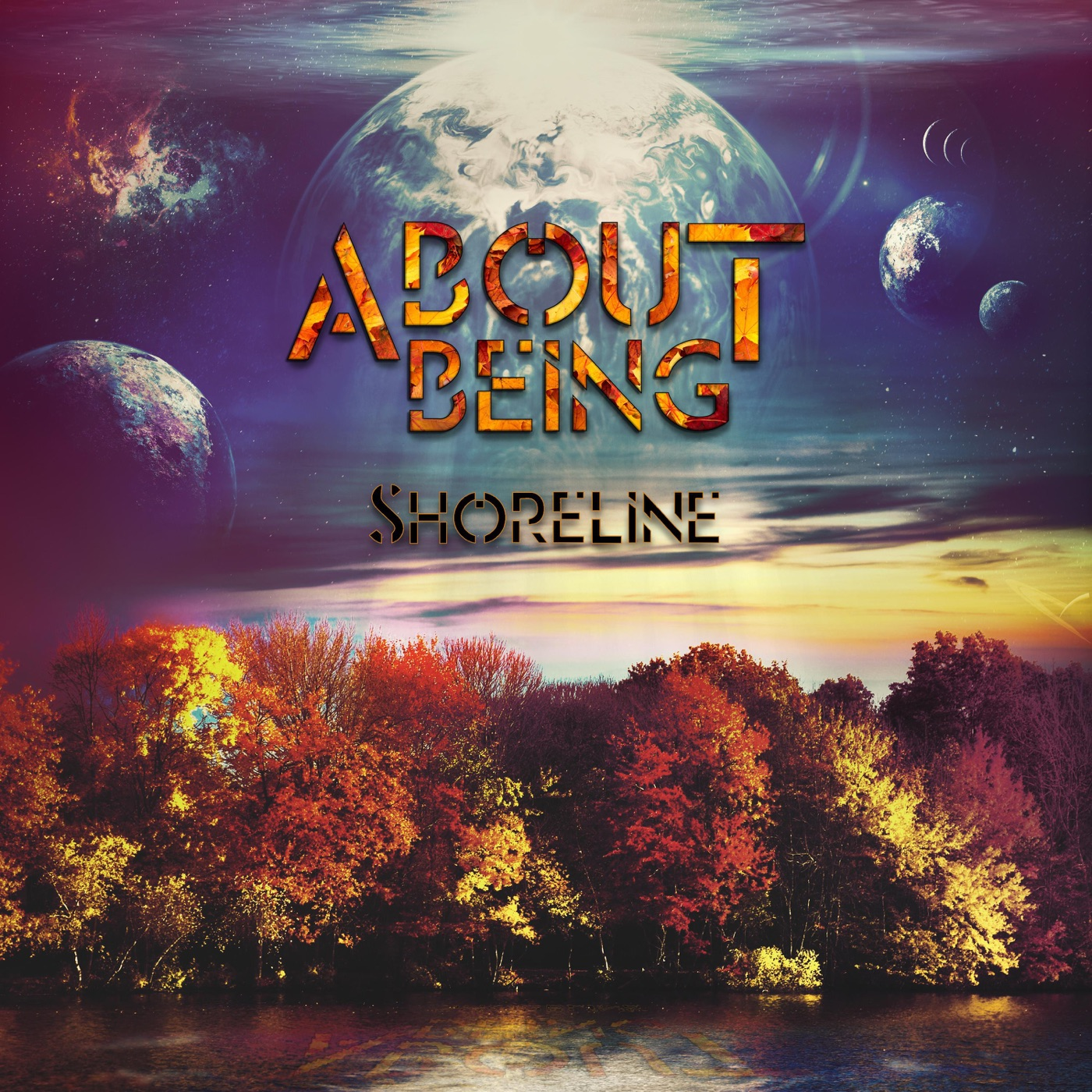 About Being - Shorline [EP] (2018)