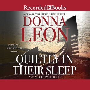 Quietly in Their Sleep - Donna Leon audiobook, mp3