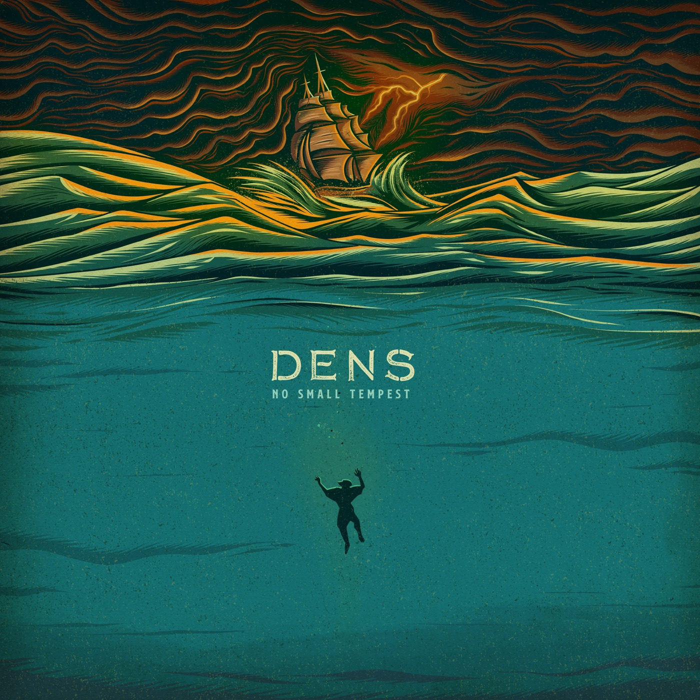 Dens - Deadrise [Single] (2018)