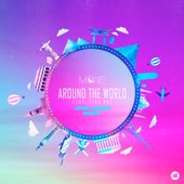 Around the World (feat. Lisa Pac) [John James Remix]