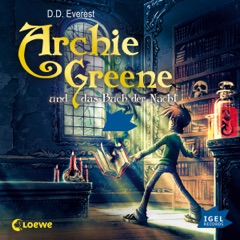 Archie Greene und das Buch der Nacht (Archie Greene 3)