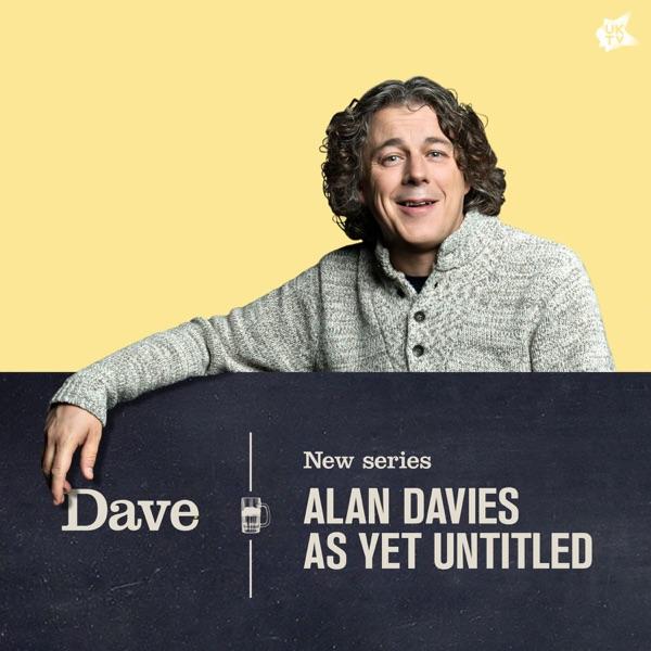 Alan Davies As Yet Untitled