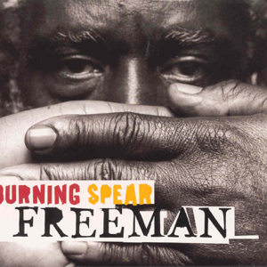 Burning Spear - Not Guility