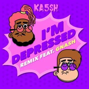I'm Depressed (feat. gnash) [Remix] - Single Mp3 Download
