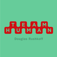 Podcast cover art for Team Human