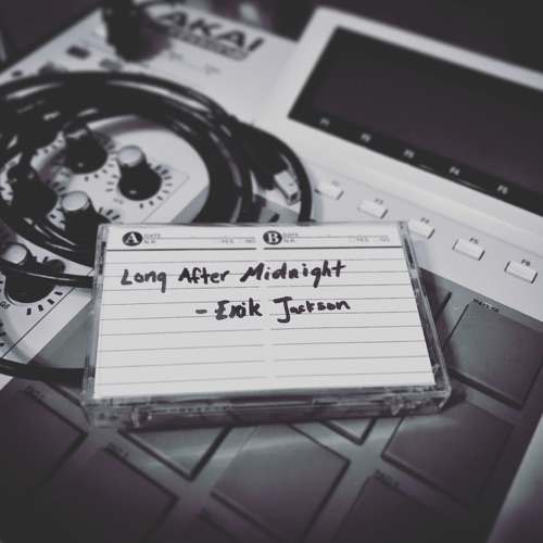 Album artwork of Erik Jackson – Long After Midnight