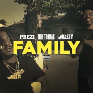 Family (feat. Tree Thomas & Mozzy) - Single Mp3 Download