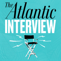 Podcast cover art for The Atlantic Interview