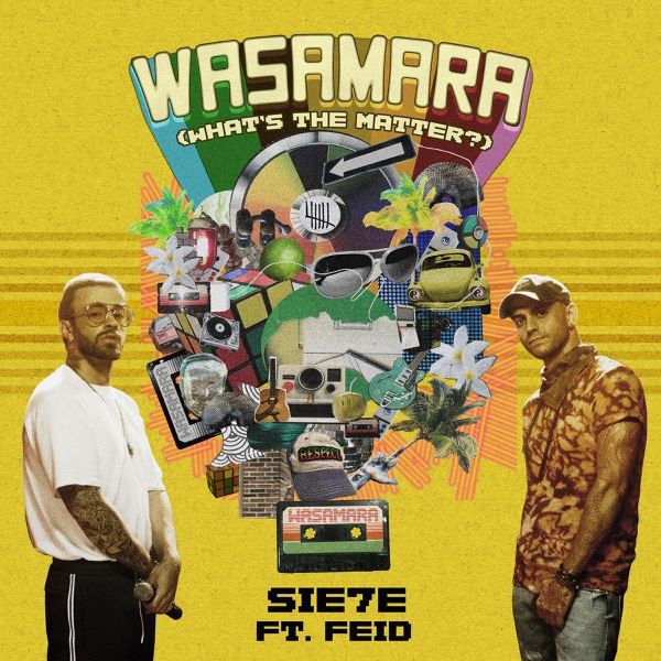 Wasamara (What's the Matter) [feat. Feid] - Single