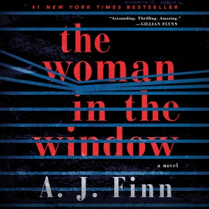 The Woman in the Window: A Novel (Unabridged) - A. J. Finn audiobook, mp3